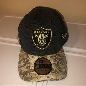 Oakland Raiders cap 🧢